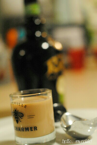a healthy dose of Irish cream really makes this drink worth remembering!