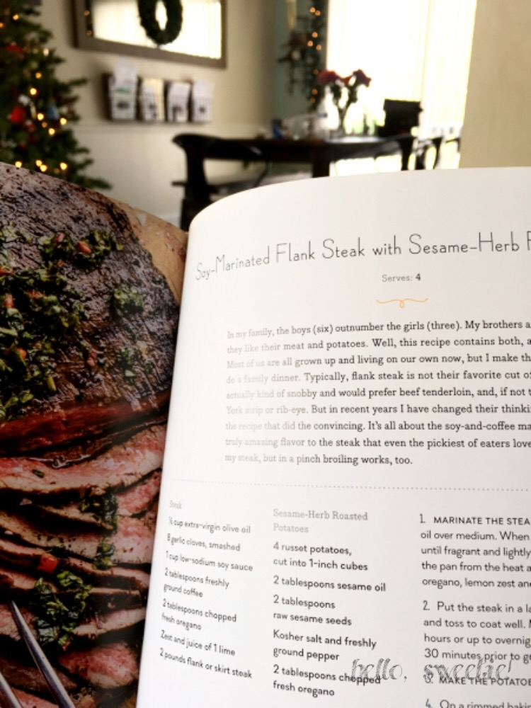 How I spend New Years Day: I'm currently drooling over my newest cookbook,  Half Baked Harvest.