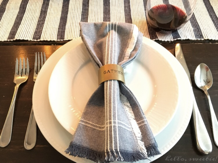 """When the cloth napkins are set and the candles are lit, the kids excitedly ask """"is it Candle Wednesday?"""""""
