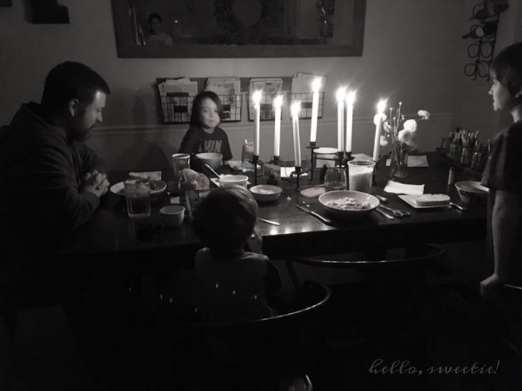 """""""Candle Wednesday"""" has quickly become one of the highlights of our week!"""