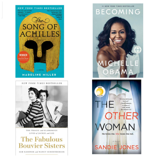 February book reads