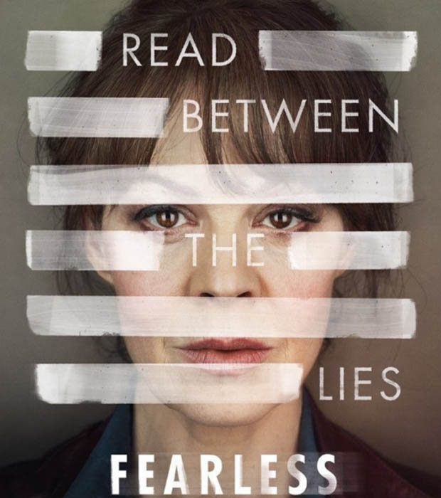 Fearless -  ITV, 2017   Additional music for Ruth Barrett
