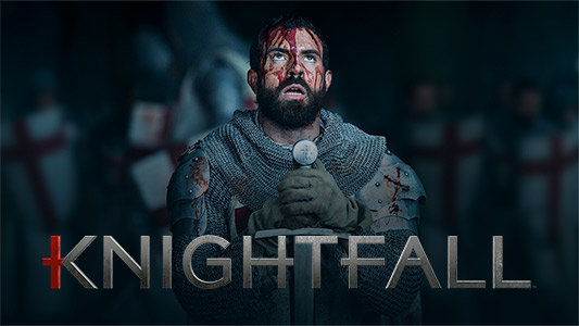 Coming soon… Knightfall Series 2     co composer with Natalie Holt
