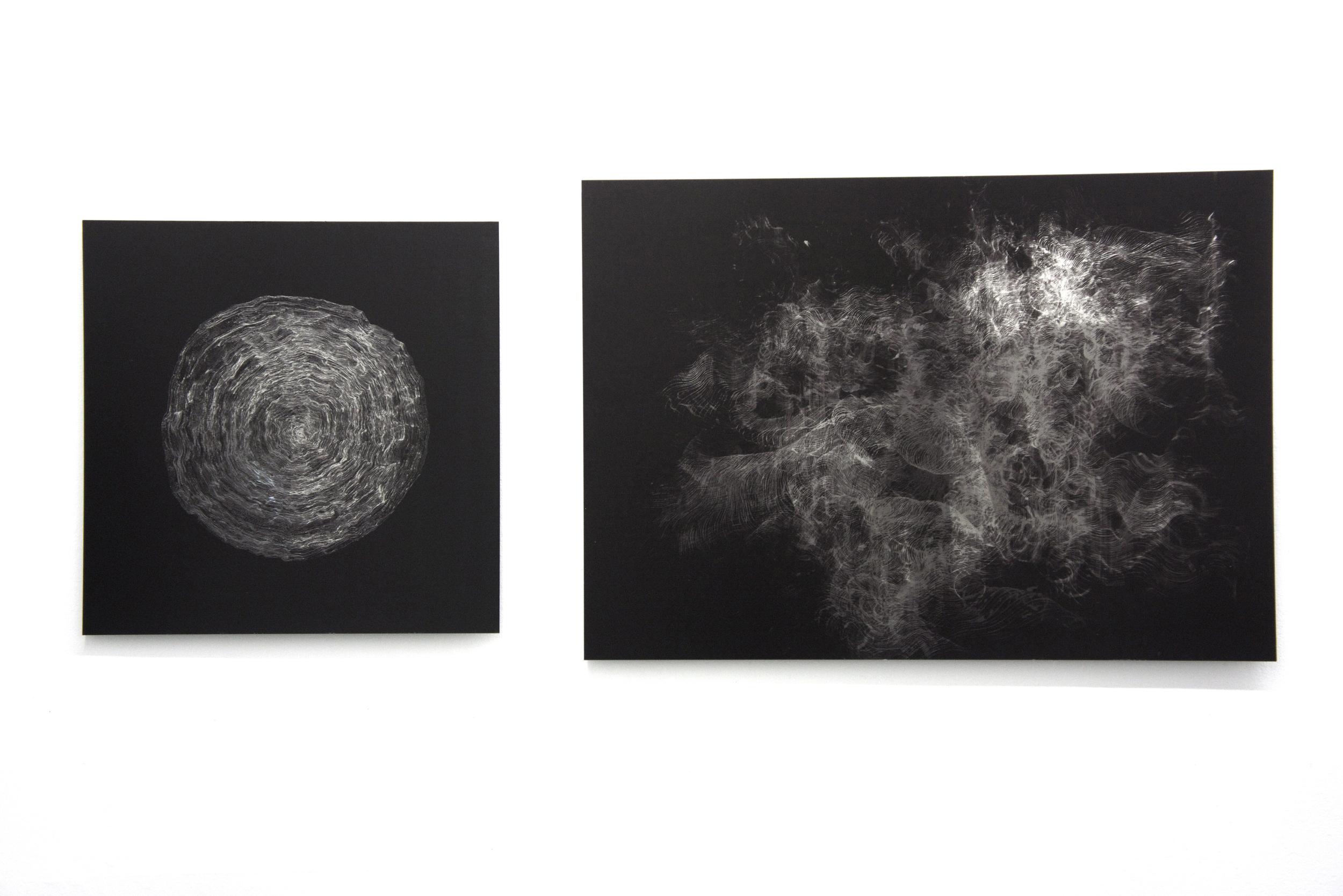 'Inversion', Digital Print on Mirror