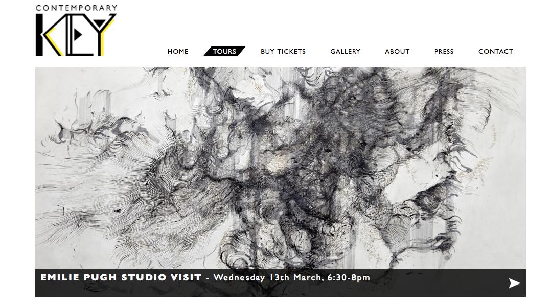 Studio Visit, Contemporary Key , 13/03/2013