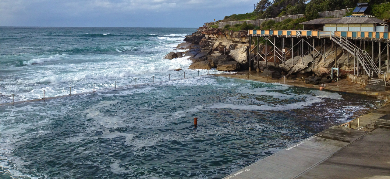 A morning walk in Coogee