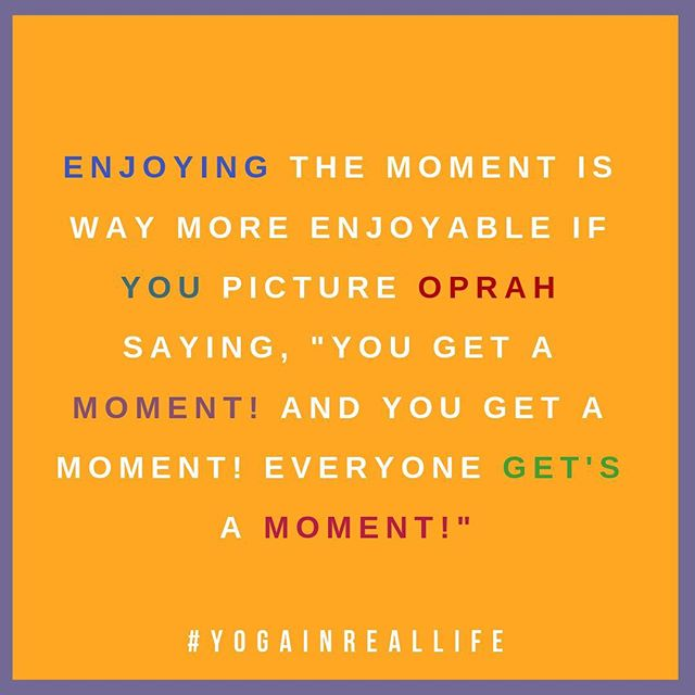 Oh, Oprah. I love you. You make everything better. #oprah #liveyourbestlife