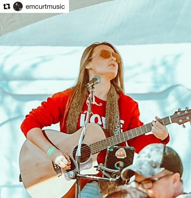 @emcurtmusic crushing it for us @sewe #EarForMusic #AllThingsMusic .......... Repost @emcurtmusic with @get_repost ・・・ Rose colored glasses are distorted so why do I keep putting them on? #thoughtsithink @james.hahn.photography