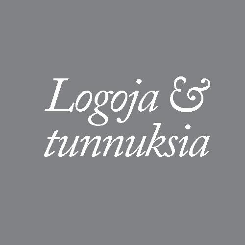 Logoja ja tunnuksia