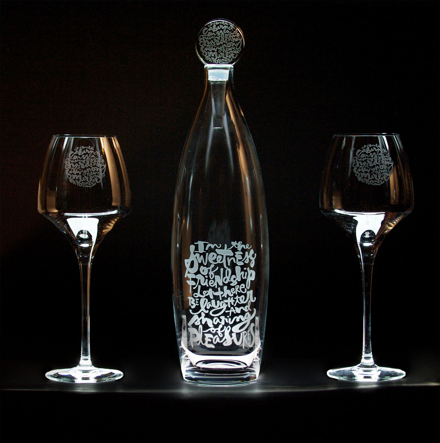 Wine Decanter Set