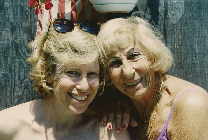 My beautiful mentors who taught me to fight any diagnosis with strength and courage.