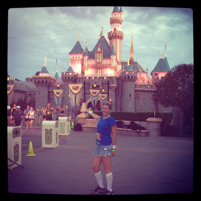 The annual castle picture!