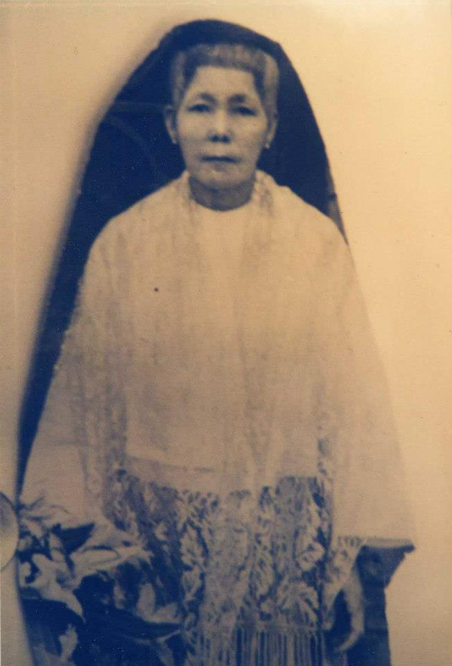 Russell's Great Grandma Haddock