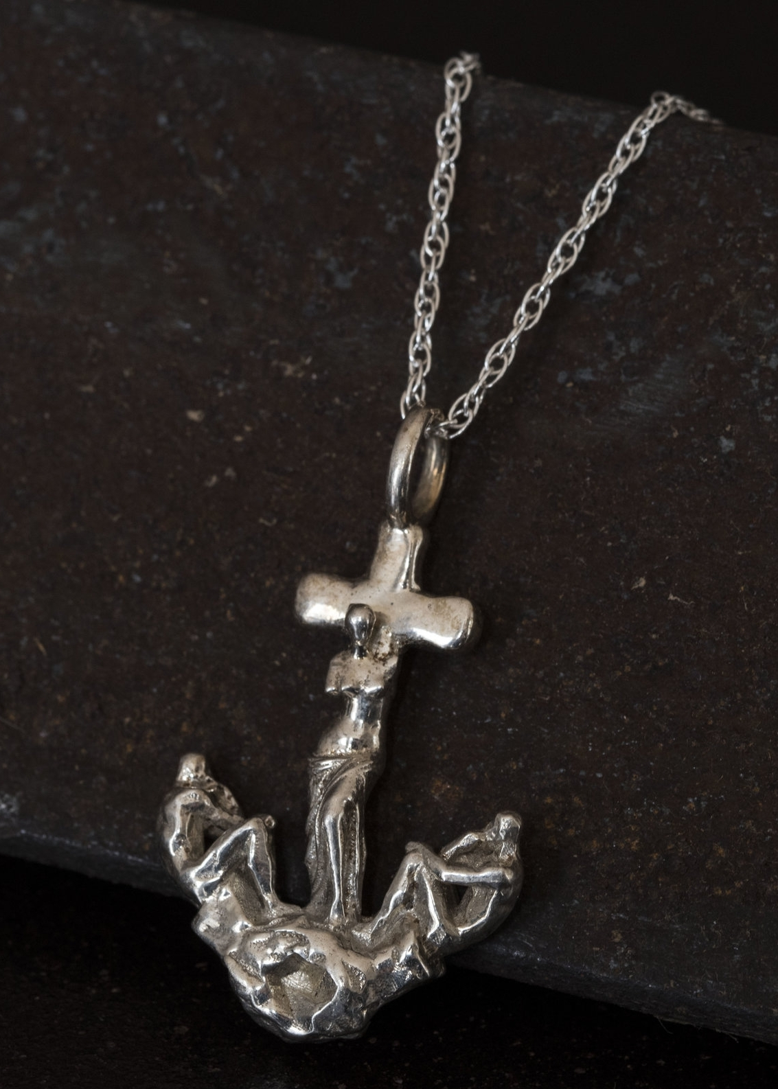 Silver Anchor Threesome