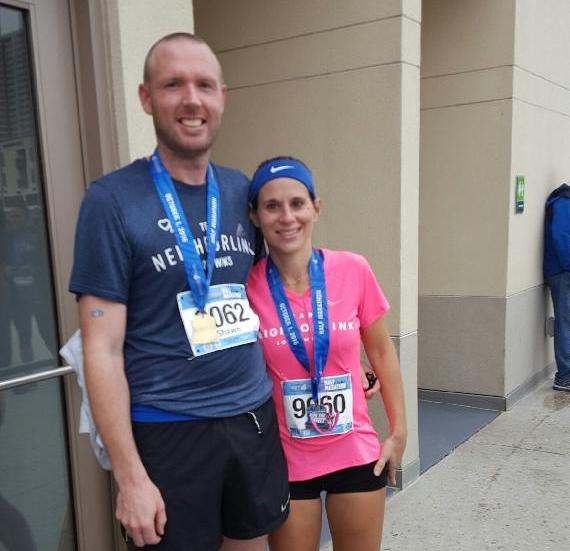 Shawn Baker  - $250 = Half-Marathon