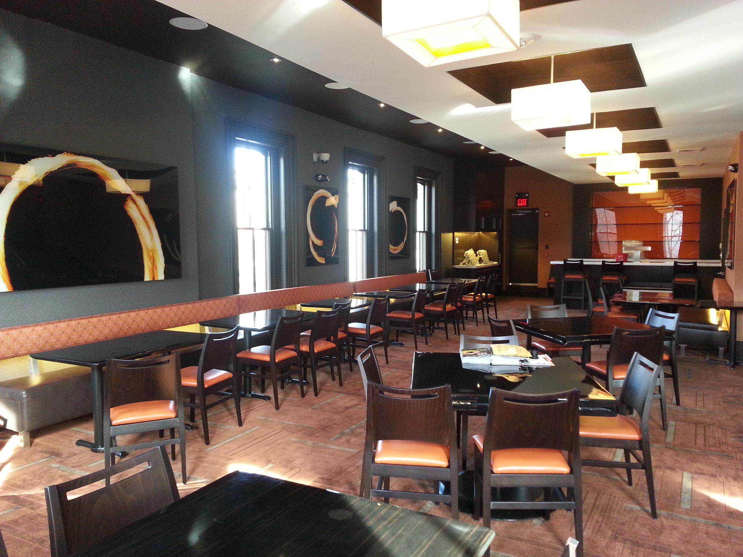 Char Restaurant, Red Bank NJ