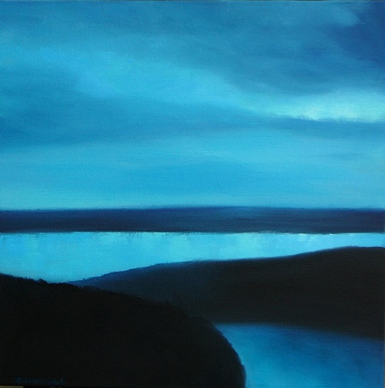 Carolyn Caldwell: Blue Bay
