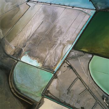 "David Maisel ""Terminal Mirage 25"" Courtesy the artist and Von Lintel Gallery"