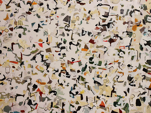 "John McLaughlin Days on End 36""x48"""