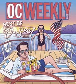 OC WEEKLY Best of O-Sea 2016