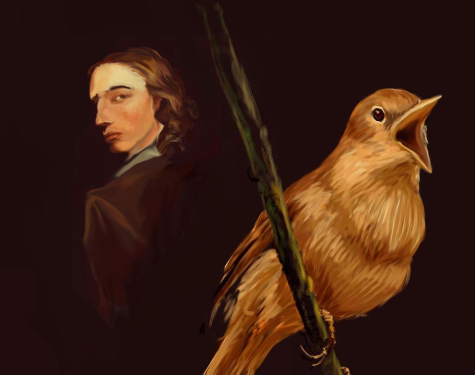 John Keats & Nightengale