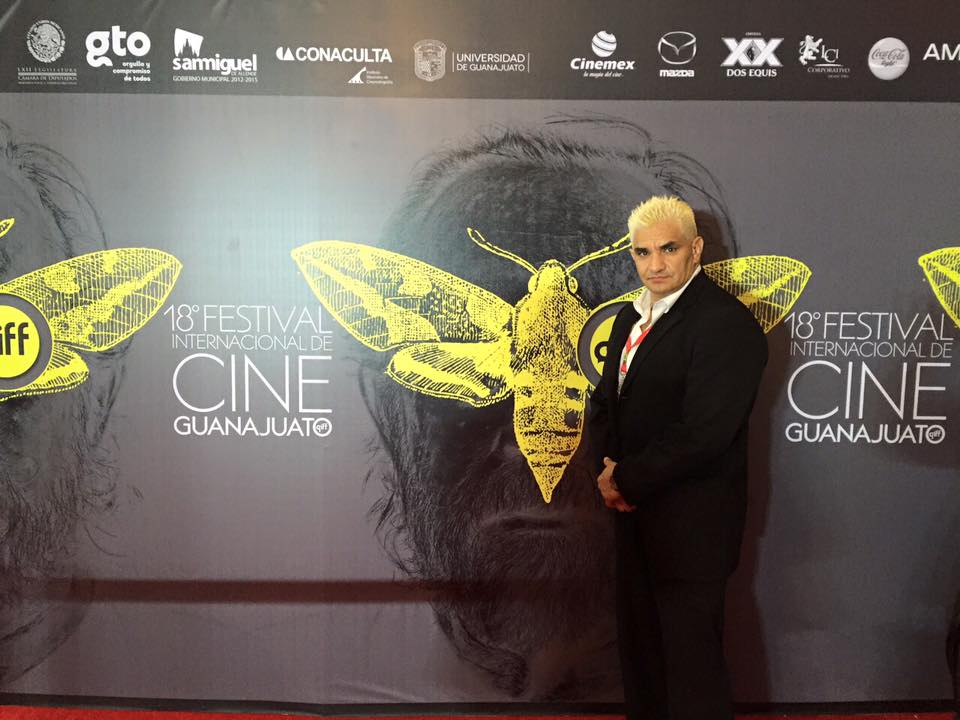 SHOCKER special guest at GUANAJUATO FILM FESTIVAL!