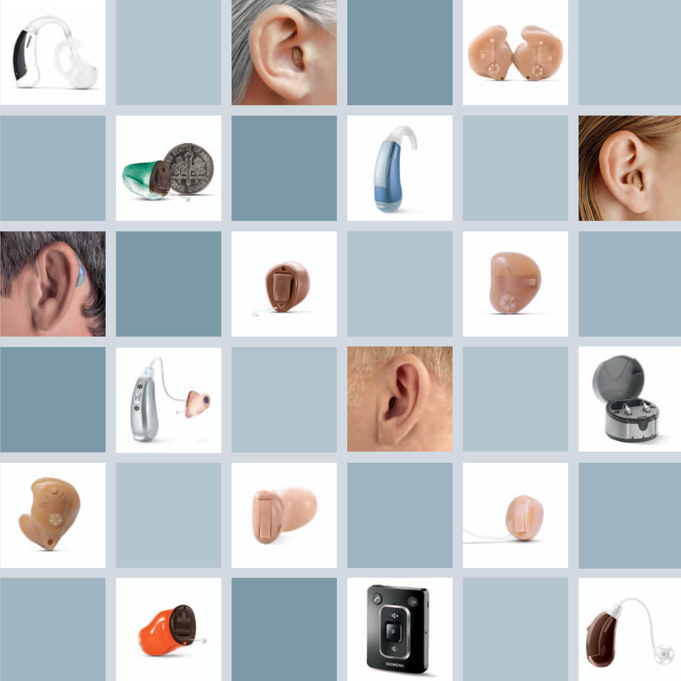 Siemens Digital Hearing Aids