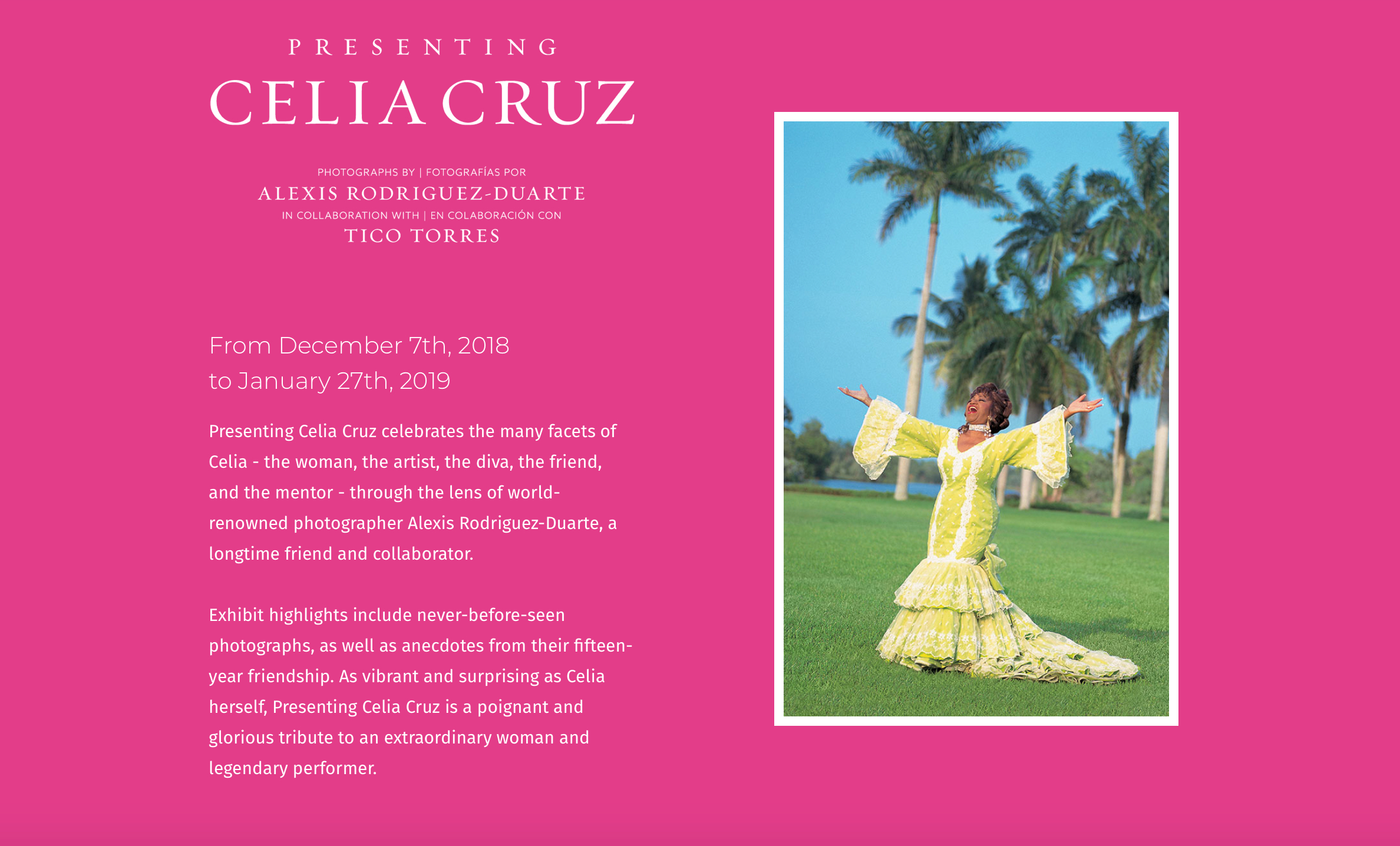 Presenting Celia Cruz @ the Cuban Museum.jpg