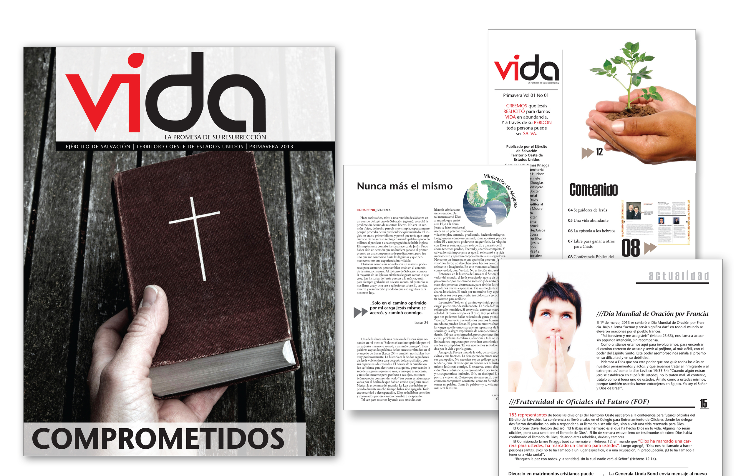 Vida Publication_  New layout design