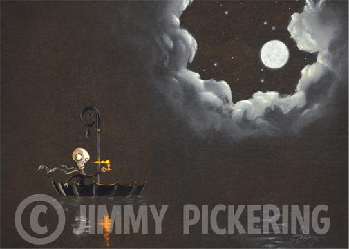 Jimmy Pickering - The Escape.jpg