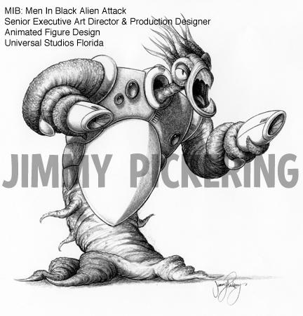 Jimmy Pickering MIB Men In Black Alien Attack Animated Figure Design 03.jpg