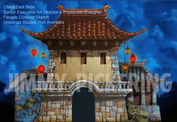Jimmy Pickering China Universal Studios Port Aventura 01.jpg
