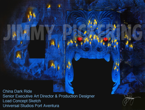 Jimmy Pickering China Port Aventura Universal Studios.jpg