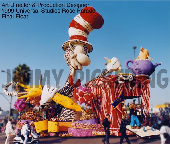 Jimmy Pickering Universal Studios Dr. Seuss Rose Parade Float 03.jpg
