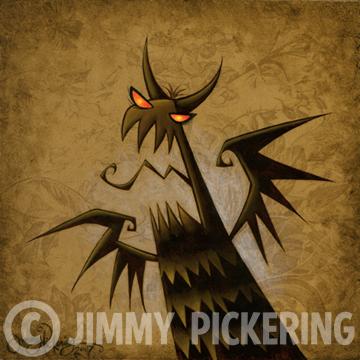 Jimmy Pickering - Demoniqu'e.jpg