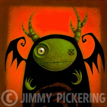 Jimmy Pickering - Evil Eye.jpg