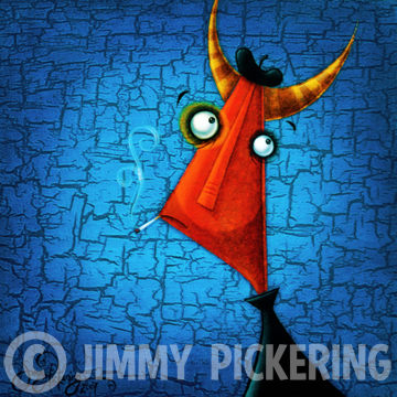 Jimmy Pickering - No Smoking Please.jpg