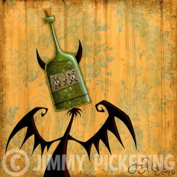 Jimmy Pickering - Satan's Sauce.jpg