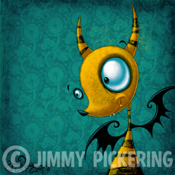 Jimmy Pickering - Sweet Little Beelzebub.jpg