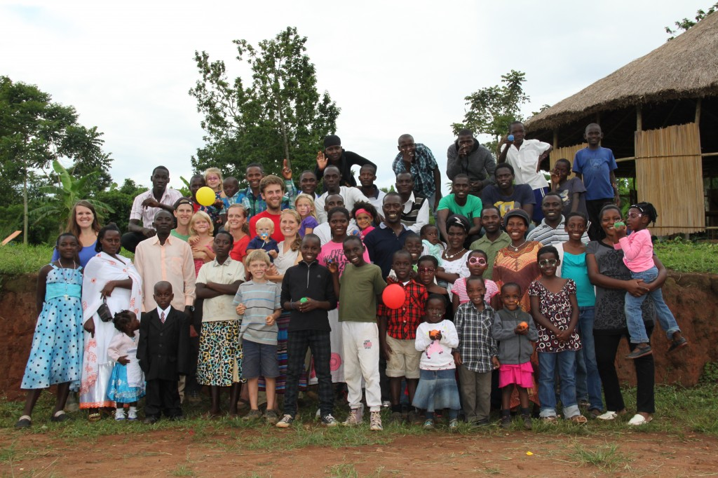 G.O.D. representatives from the US and Uganda, along with friends, neighbors, and family celebrated the time they had together in one final banquet. Families enjoyed games and competitions, followed by testimonies of the good work that was done in the last six months. This is only the beginning of much more to come!