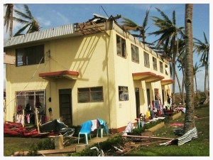 Zion Bible College was hit hard by the storm. It will take months to rebuild. This is one of the locations where we have cultural liaisons on the ground to help.