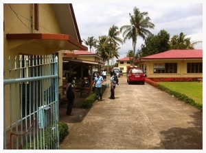 In 2006, GOD Int'l took a group of summer interns to the Philippines where they visited Zion Bible College in Palo, Leyte. This is what Zion Bible College looked like before the storm, when we visited.