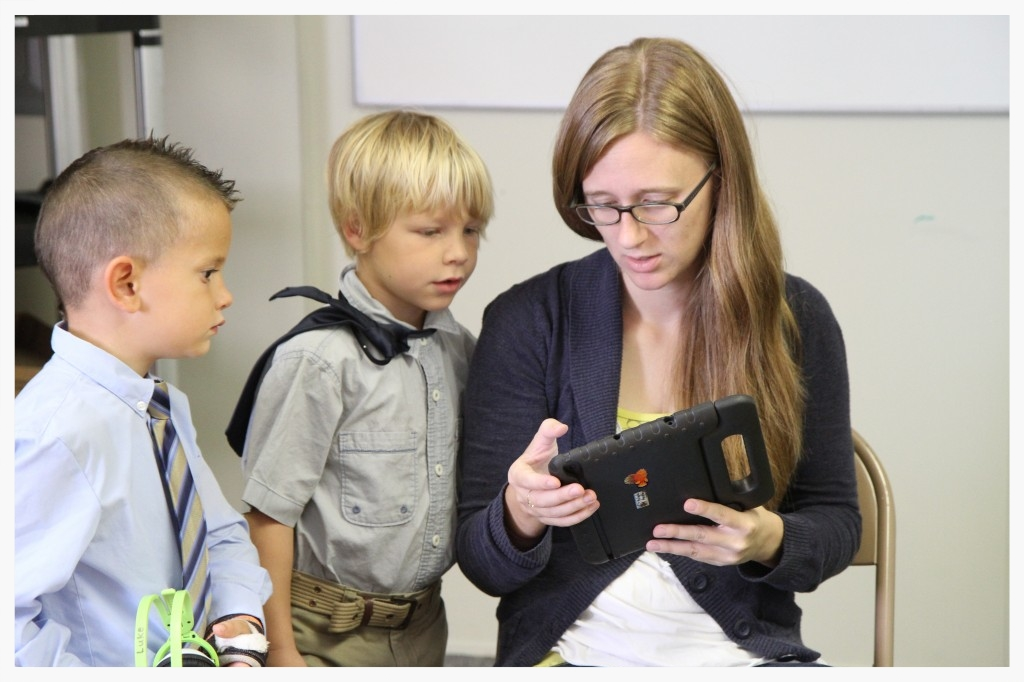 Teachers at G.O.D. Elementary are attentive to the individual needs of their students. Through careful observation and interaction, they are able to cater to the gifts and learning pace of each child.