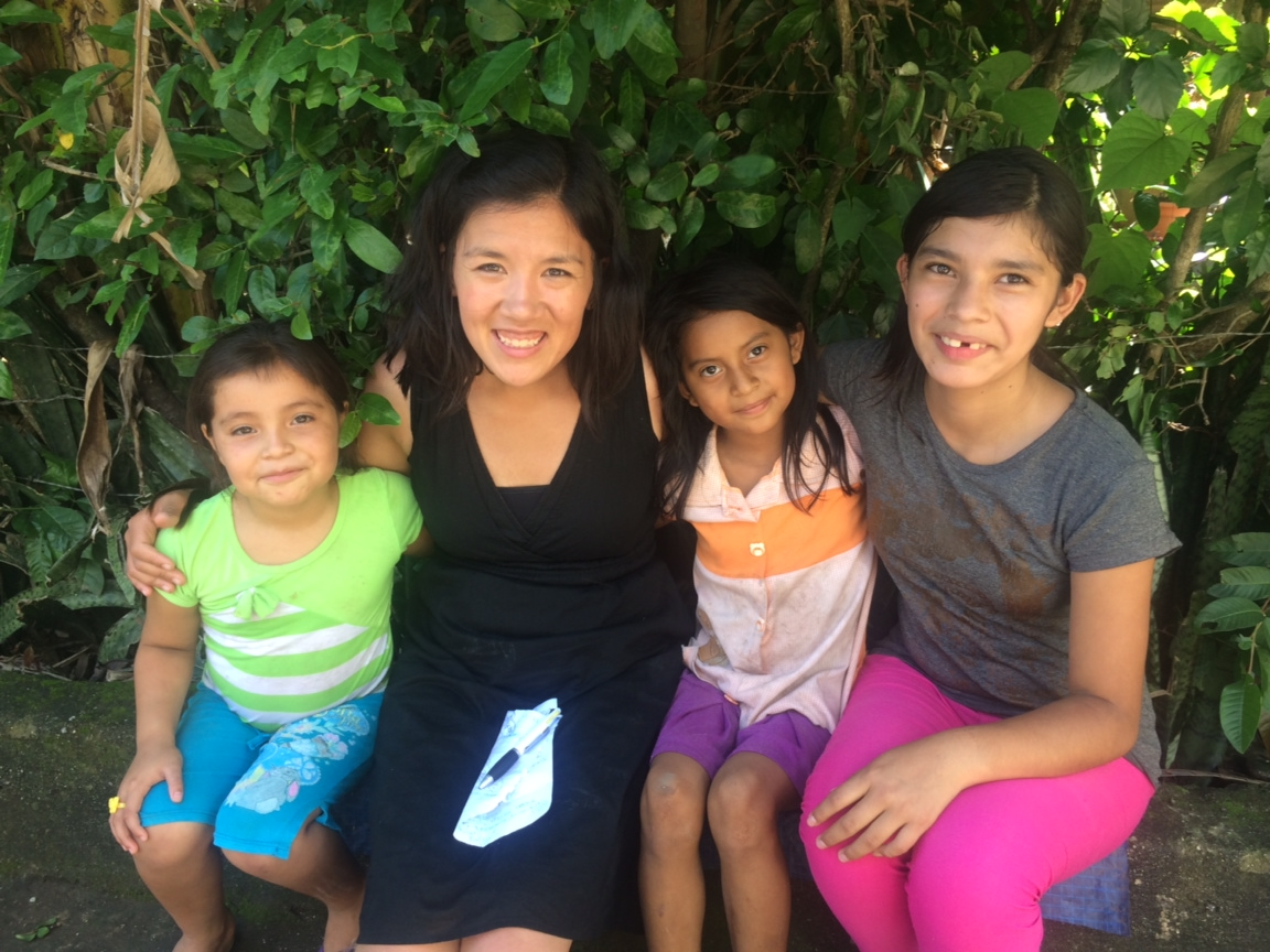 For individuals on a short term mission trip, the goal is for them to make an impact as well as to be impacted. Rachel Chon (second from left) was impacted by getting to know children in the local area, and was able to learn a lot more about them because she speaks Spanish. In El Salvador, there is little to no English spoken at all. Being fluent in the language allows for much deeper relationships to be developed.