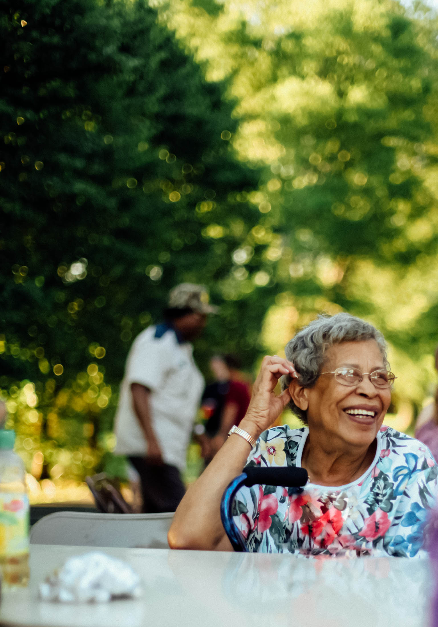 The United States is home to 8.7 million widows. Over half of the women over 65 years of age are widows. 7 out of 10 of these women live alone. Considerations have to be made for how to care for them, especially when they don't have families of their own.