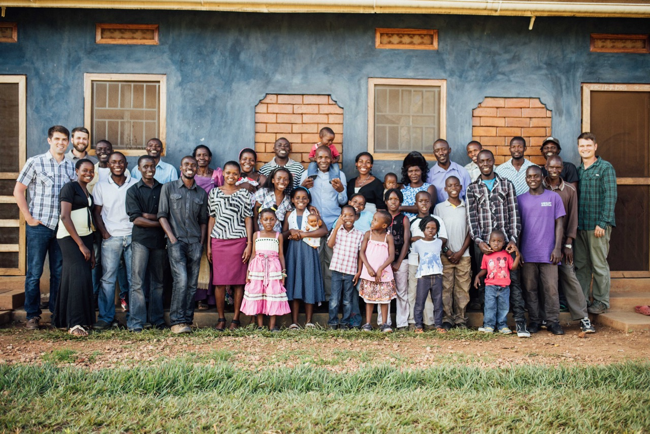Our community in East Africa, May 10th 2015.