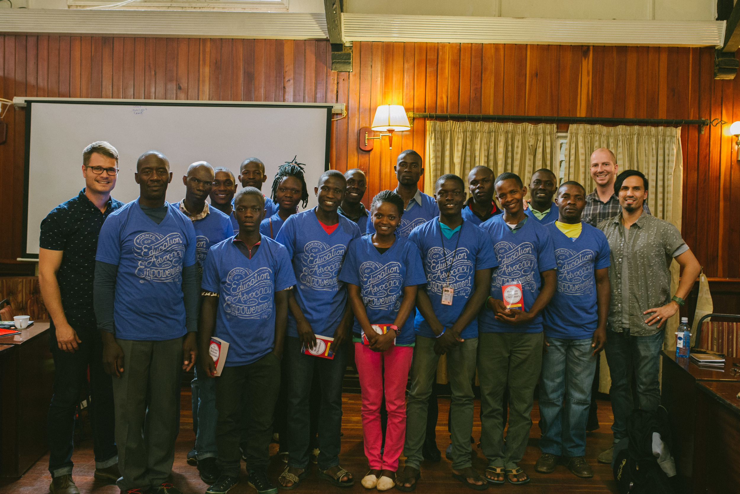2015 G.O.D. East Africa Summit Participants