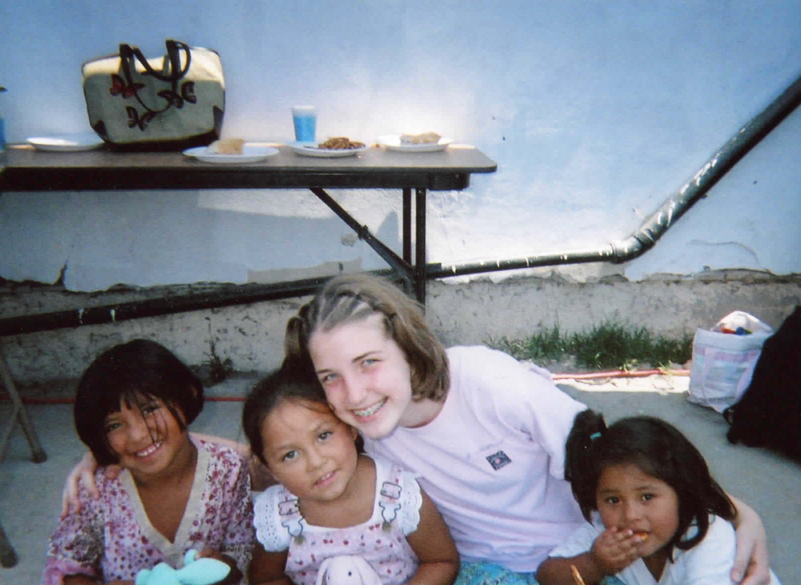 I returned to Mexico every summer during my middle and high school years. Tijuana will always hold a special place in my heart as it marks the beginning of a lifetime of service.