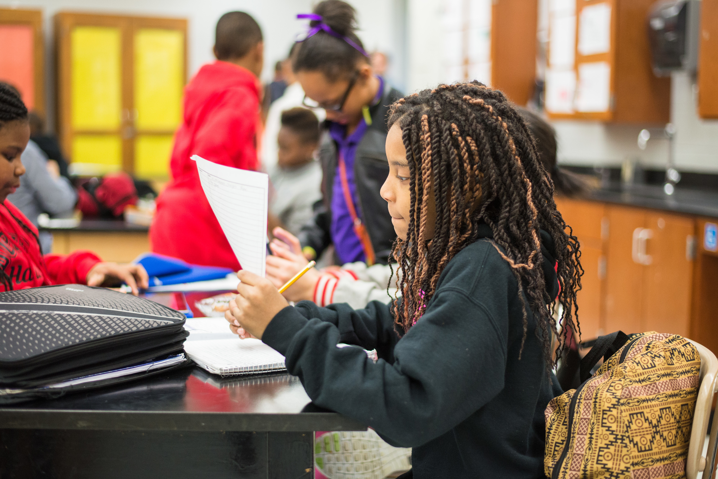 C.A.S.E. operates at two sites: Hopewell and DuPont Hadley, with a total of 30 students.
