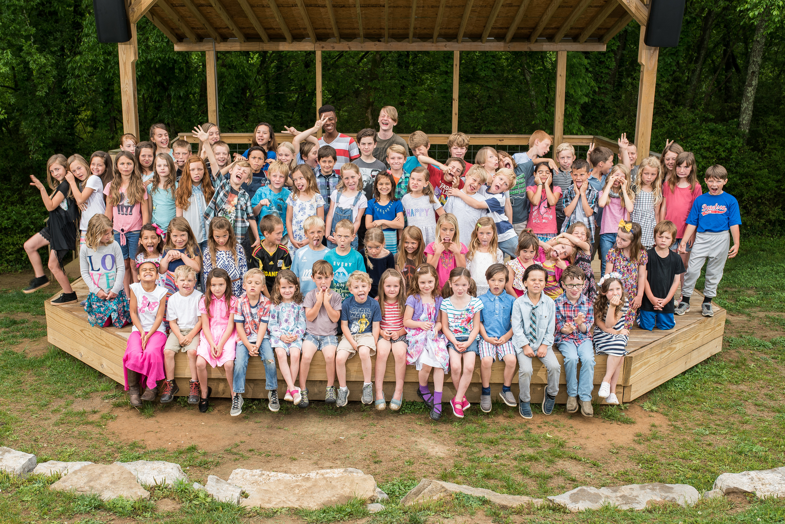 Goodbye, students! It was a tremendous year. We love you so much, and hope your summer is rich as you continue to grow and mature. Love God, love your neighbor, and we will see you again in the fall!